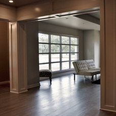 Contemporary Entry by Anderson Homes