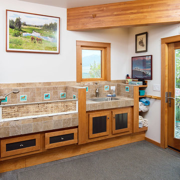 Contemporary Remodel in Livingston, Montana