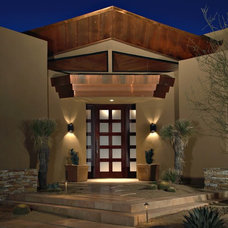Contemporary Entry by PHX Architecture