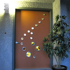 Contemporary Entry by Design Brouelette