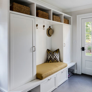 Coolidge Hill- Mudroom