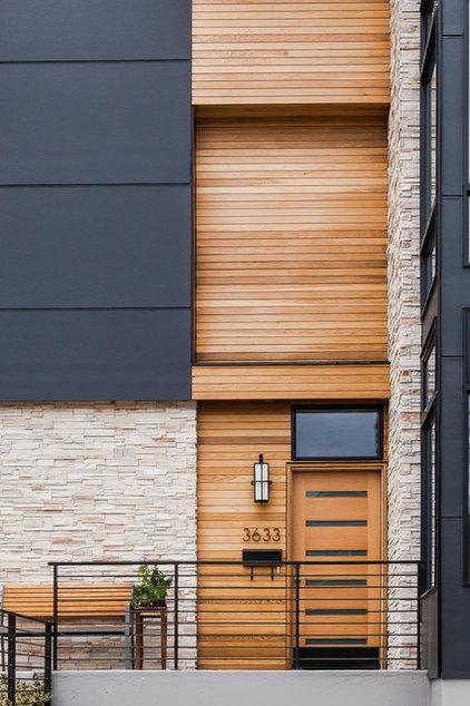 Contemporary Entry by Chris Pardo Design - Elemental Architecture