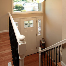 Entry by Cornerstone Builders Inc