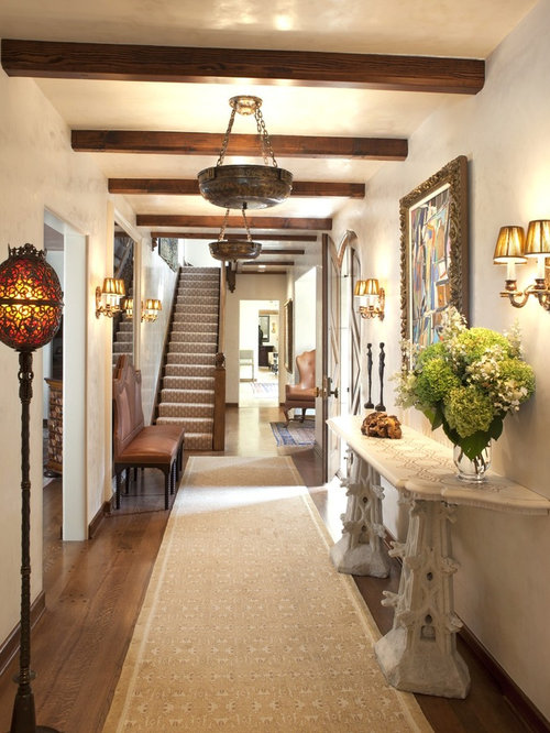 Rustic Hallway Ideas Pictures Remodel And Decor