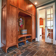 Traditional Entry by Spaces Into Places Inc.