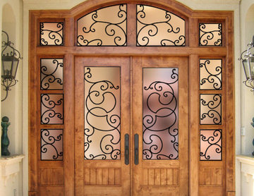 Country French Doors