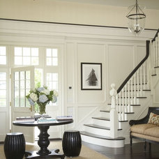 Traditional Entry by Austin Patterson Disston Architects