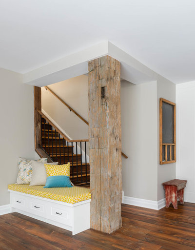 Transitional Entry by Soda Pop Design Inc.