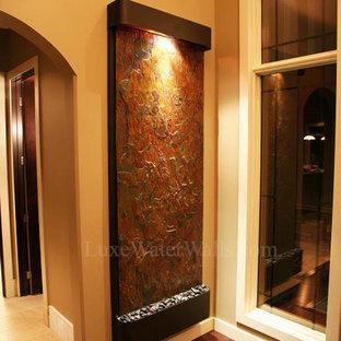 Entryway - craftsman entryway idea in Portland