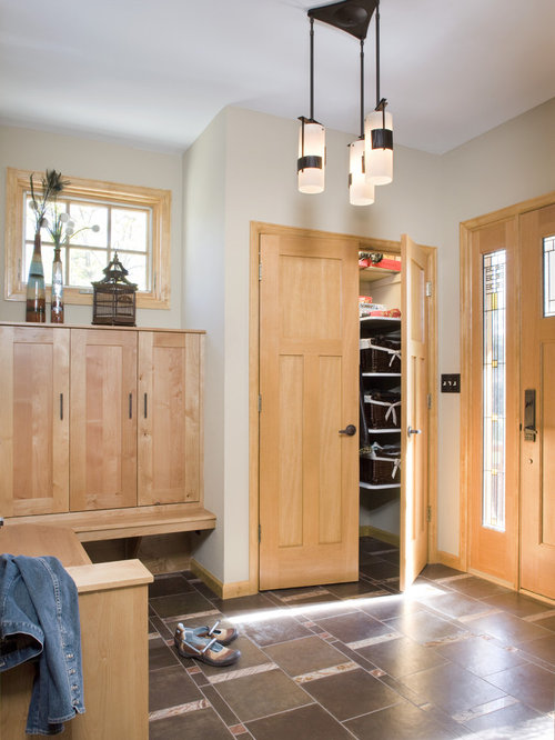 Foyer Architecture Quiz : Foyer closet houzz