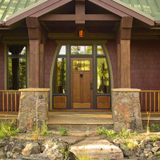 Craftsman Entry by Deep River Partners