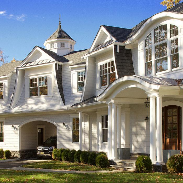 Craftsman Shingle Home In Bergen County NJ