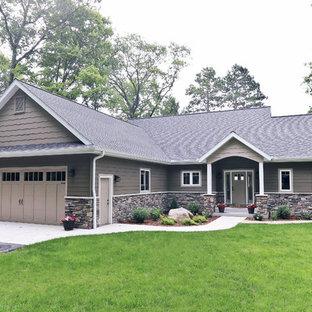 Craftsman Style Custom Home