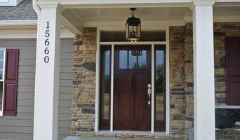 Craftsman Style Front Door