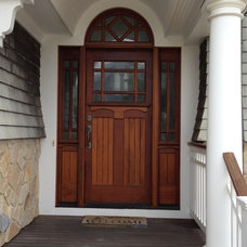 Beach Style Entry by M4L,Inc