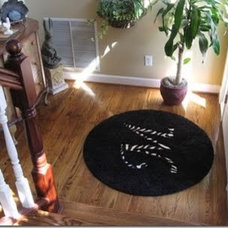 Eclectic Entry by Our Creative Life/Creative Carpet Design
