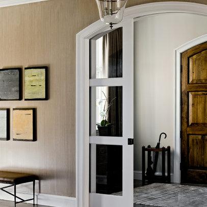 Pocket Door Alternative Home Design Ideas, Pictures, Remodel and Decor