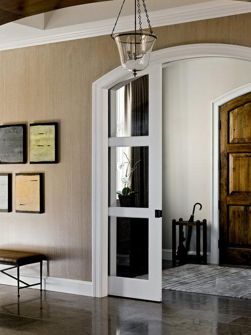 Arched Pocket Door Design Ideas Amp Remodel Pictures Houzz