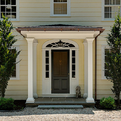 Portico Home Design Ideas Pictures Remodel And Decor