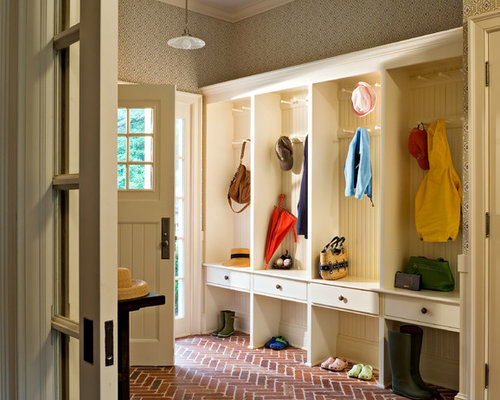 Foyer Mudroom Ny : Mud room floor home design ideas pictures remodel and decor
