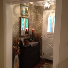 Traditional Entry by STS Design Concepts