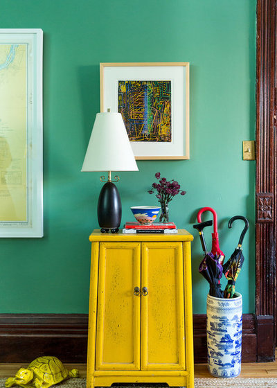 Eclectic Entry by Walish & Stambaugh