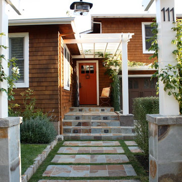 Curb Appeal: Front Entry makeover