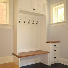Foyer Cabinetry