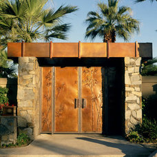 Asian Entry by Donna Livingston Design