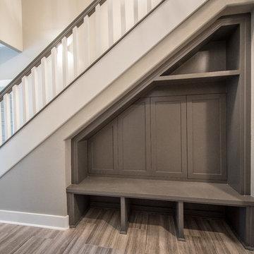 Custom Craftsman Style Home