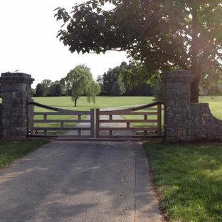 Custom Designed Estate Gate