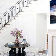 Traditional Entry by NewZeugma Custom Luxury Mosaics and Iznik Tiles
