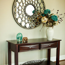 Traditional Entry by Furnitureland South