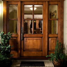 Traditional Entry by Antigua Doors