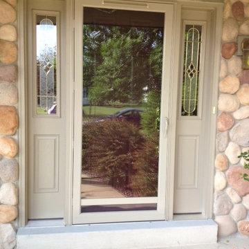 Custom Entry and Storm Door Oak Creek