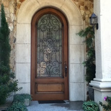 Mediterranean Entry by Antigua Doors