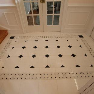 Custom Hand Cut Tile Border