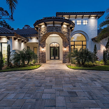 Custom Home - 486 Carica Road (Naples, FL)