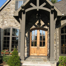 Traditional Entry by Prestige Homes