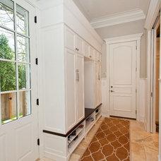 Entry by Newgard Custom Homes