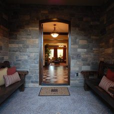 Contemporary Entry by Pacific Western Painting, Inc.