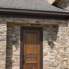 Mediterranean Entry by Real Life Builders, LLC