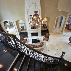 Traditional Entry by Healy & Associates Interior Design, LLC.