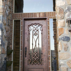Custom Iron Doors - Multiple Projects - Visionmakers Intl