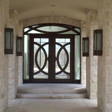 Custom Iron Doors - Multiple Projects