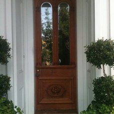 Traditional Entry by Period Millworks The Woodwright Shop