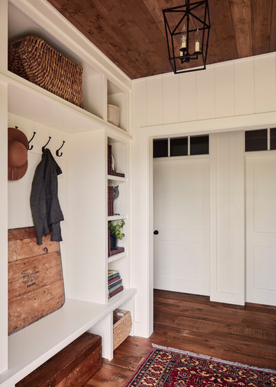 Farmhouse Entry by Bartelt. The Remodeling Resource