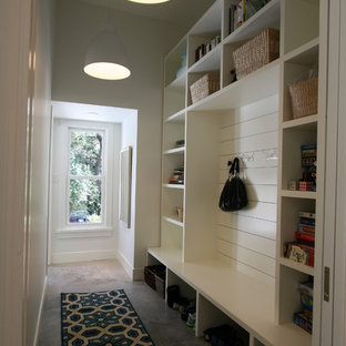 Custom Mudroom Cabinets - Austin, Texas