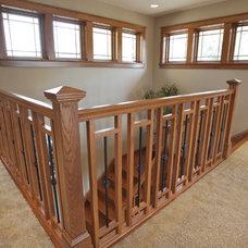 Traditional Entry by Daniel DeVol Custom Builder
