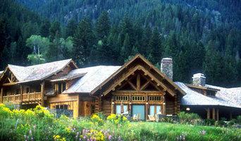 Custom Timber Frame Home, River Run Estate, Fly Fisherman's Lodge, Big Sky